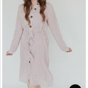 CJLA Windsor dress- NWOT